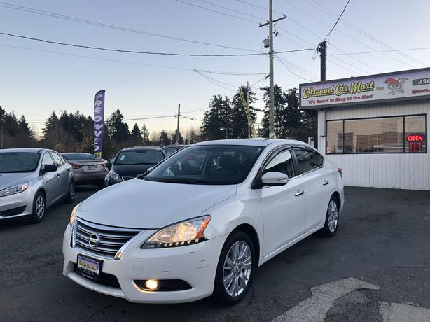 2013 Nissan Sentra SL! 2 Pay Stubs, You're Approved!