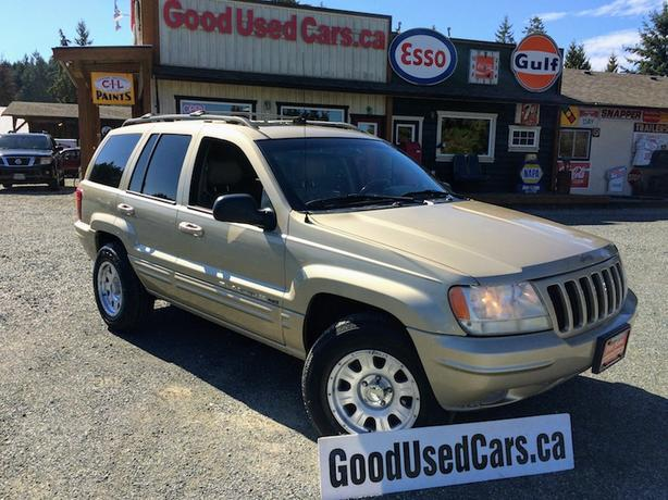 2000 Jeep Grand Cherokee Limited AWD - On Sale Now!