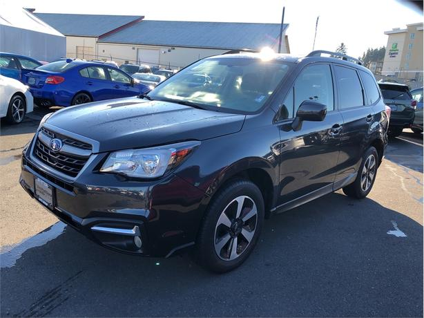 2018 Subaru Forester Touring