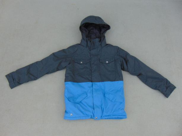 e15345e15 Winter Coat Child Size 16 Youth Burton Snowboarding With Snow Belt ...