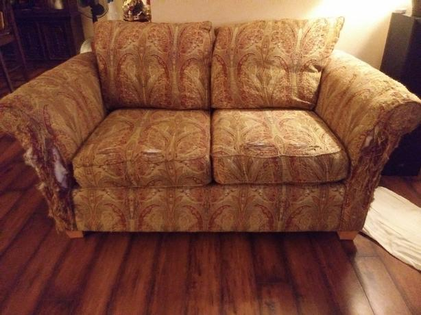 FREE: Couch (Love Seat)