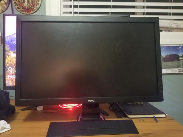 Log In needed $90 · OBO BenQ 24-Inch Gaming Monitor, GL2450-B ,1080p, 1ms