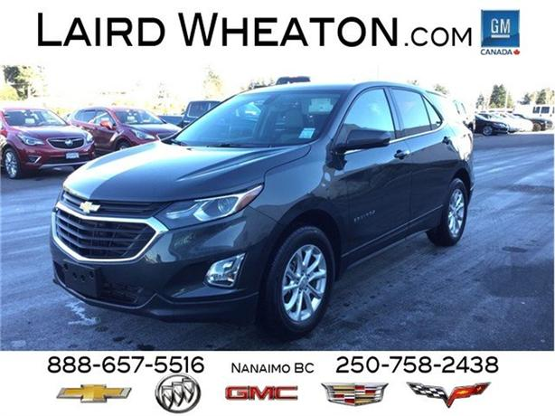 2018 Chevrolet Equinox LT AWD, Low Kms, WiFi Hotspot