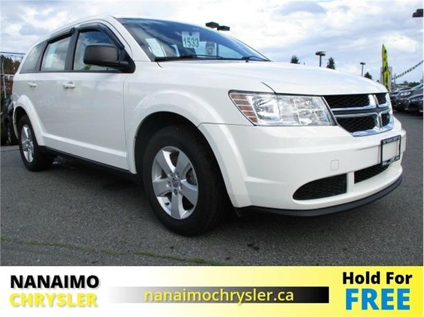 2014 Dodge Journey SE Plus One Owner No Accidents