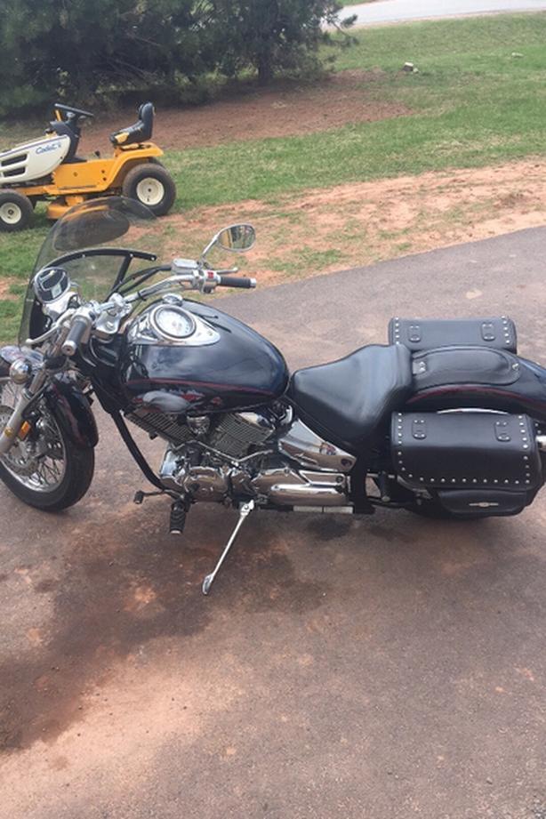 yamaha 1100 vstar custom