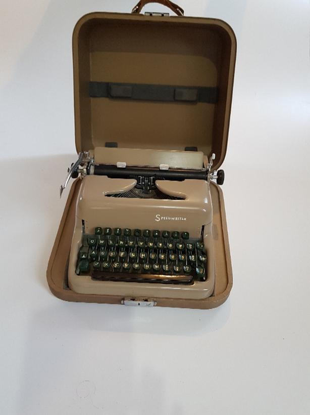 Commodore Speedwriter typewriter