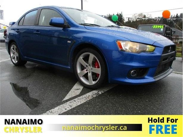2008 Mitsubishi Lancer Evolution GSR One Owner No Accidents