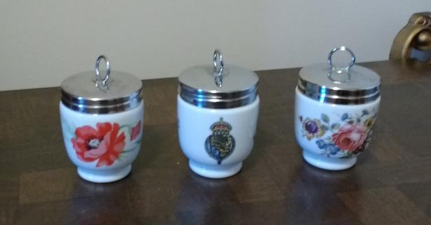 *CHOICE OF ROYAL WORCESTER EGG CODDLERS*