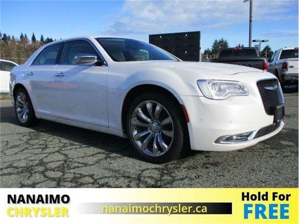 2016 Chrysler 300 C Factory Warranty