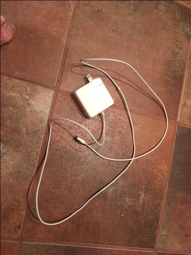 Mac book air charger