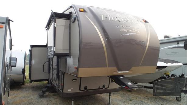 2013 Forest River Flagstaff Classic Super Lite 8528IKWS -