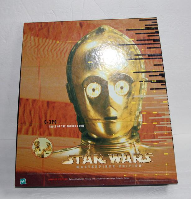 "C-3PO : Tales of the Golden Droid 12"" Action Figure Star Wars"