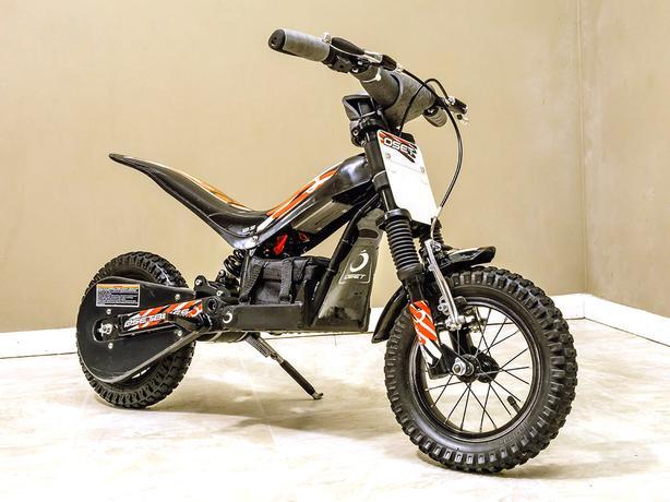 Oset 12.5 electric trials bike