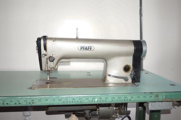 PFAFF 563 HEAVY DUTY INDUSTRIAL SEWING MACHINE
