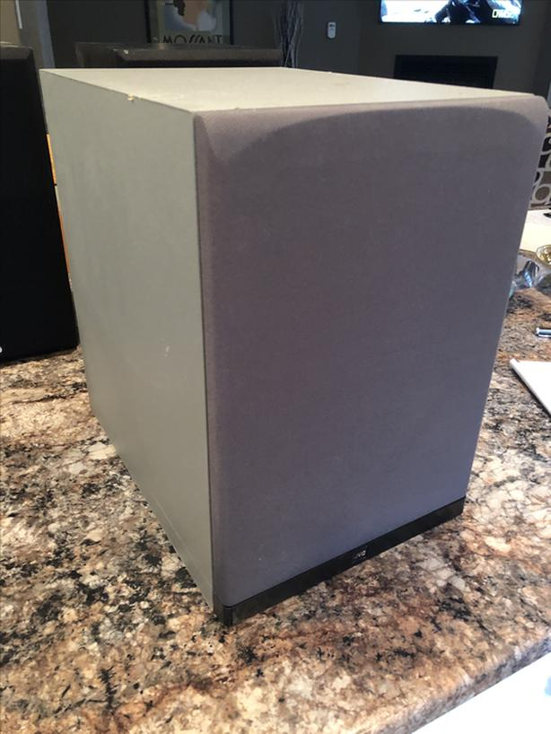 PSB Speakers with Sub woofer