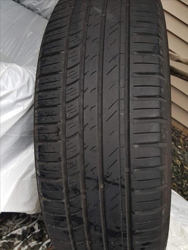 "225/65R17 17"" M&S Tires For Sale - $150"