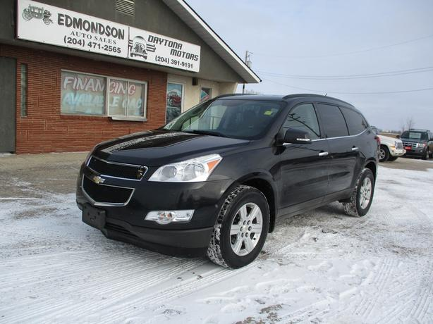 2012 Chevrolet Traverse 1LT   7 pass.  AWD