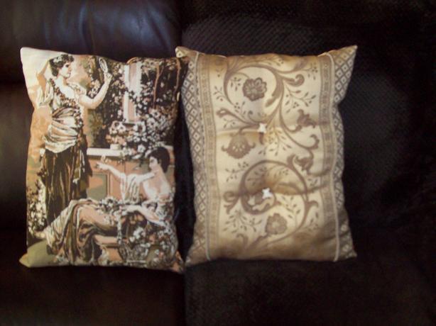 2 Decorative Pilows / New price