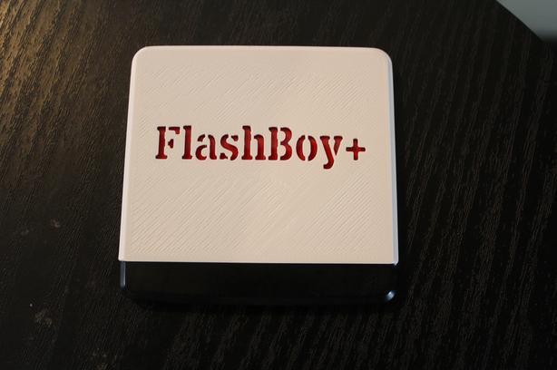 Flashboy Plus (Virtual Boy Flash cart)