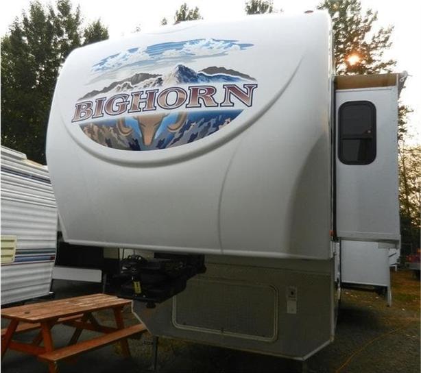2010 Bighorn by Heartland 3055RL -