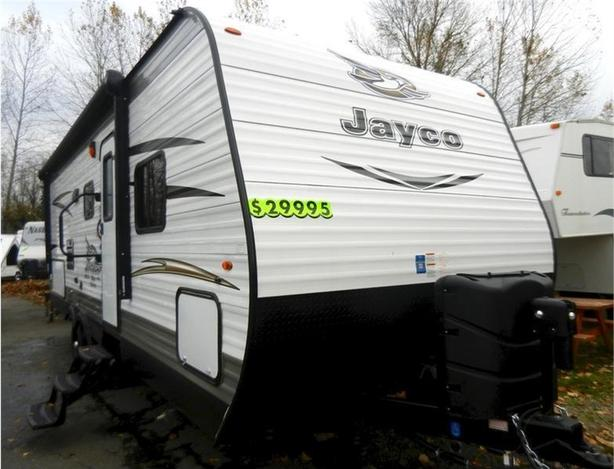 2017 Jayco Jay Flight SLX 242BHSW -