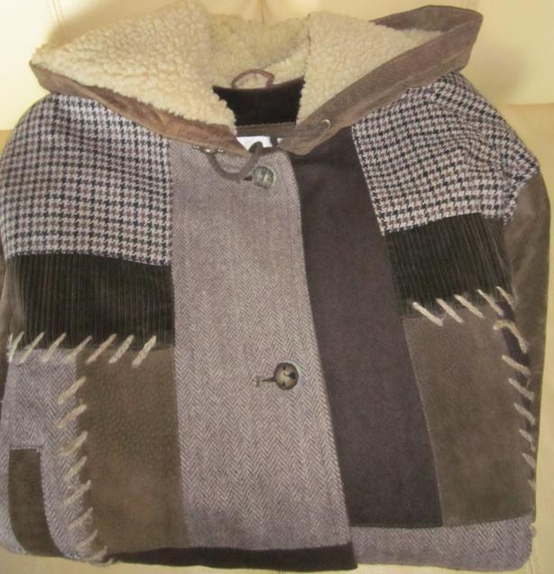 Ladies Warm Coat - $250