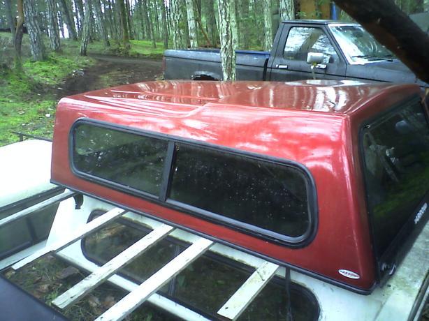 2006 ranger short box canopy $500 obo