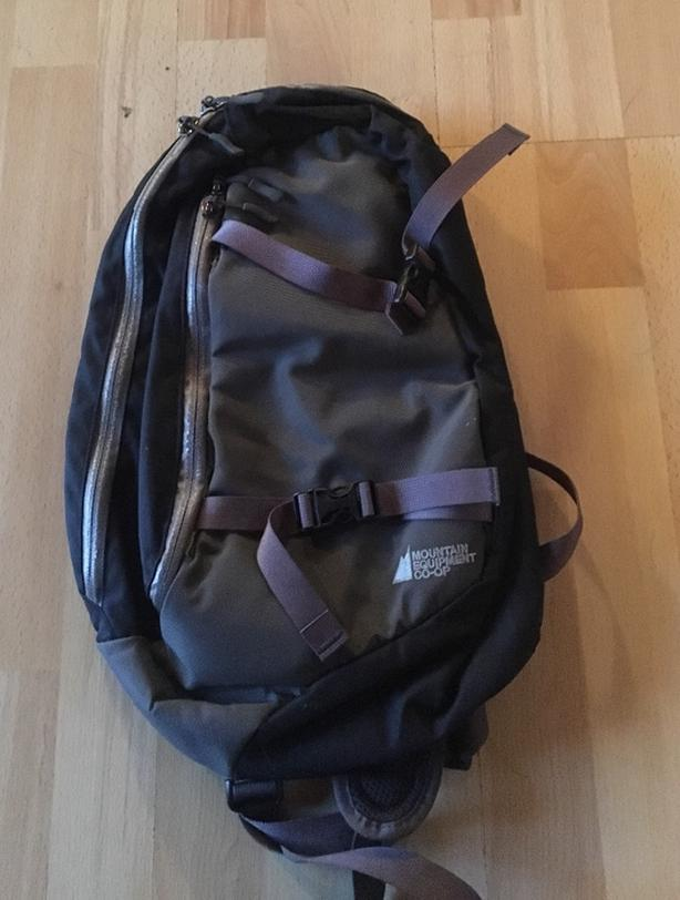 MEC Coop 16L and Europe Bound 15L Sling Packs - 2 For Sale