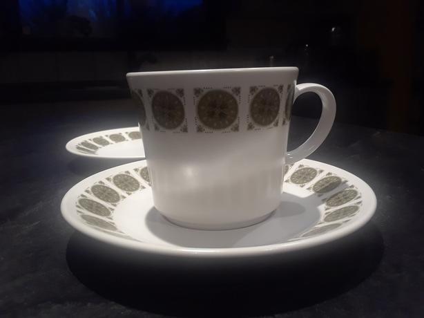 Noritake China tea cups