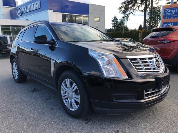 2015 Cadillac SRX Luxury, Bluetooth, Heated seats, Alloy rims