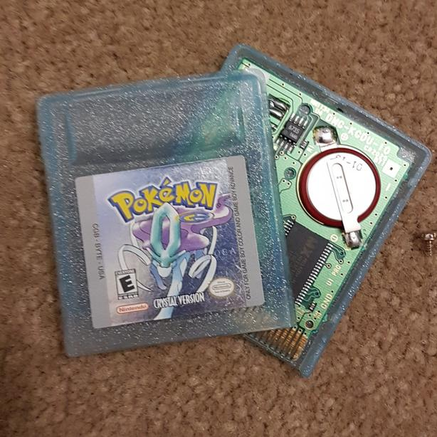 Gameboy battery replacement including Pokemon GBC GBA Advance