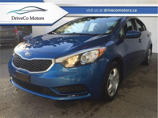 2014 Kia Forte LX - BAD CREDIT WE HAVE LOW PAYMENTS  1.8L