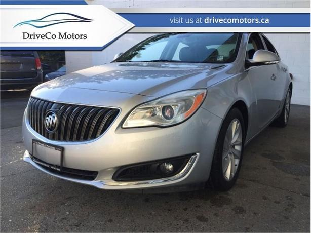 2015 Buick Regal YOUR ALREADY APPROVED  - Leather Seats - $114.00 B/W