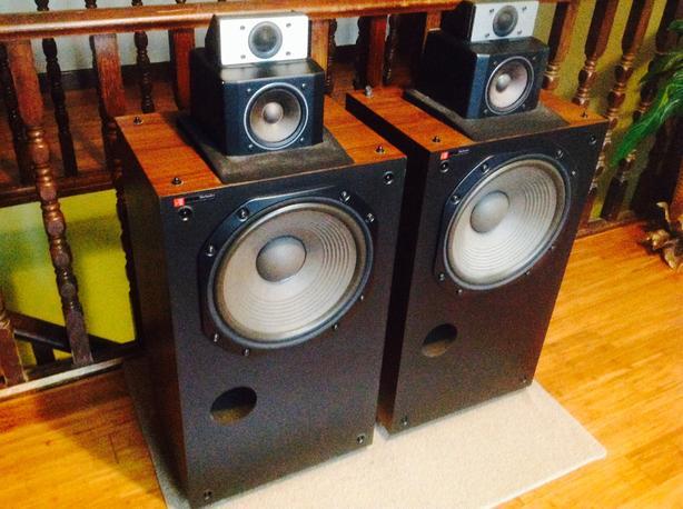  Log In needed $425 · Technics SB-6060 linear phase speakers