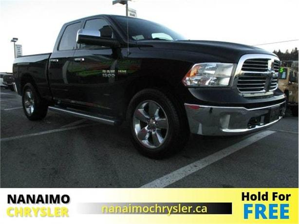 2014 Ram 1500 SLT One Owner Rear View Backup Camera