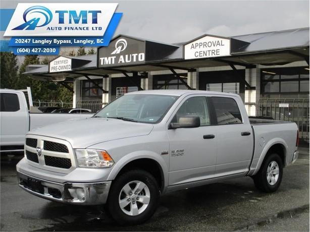 2018 Ram 1500 Outdoorsman  - Bluetooth -  SiriusXM - $334.00 B/W