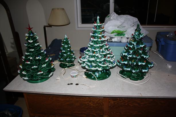 WANTED: Ceramic Christmas Tree
