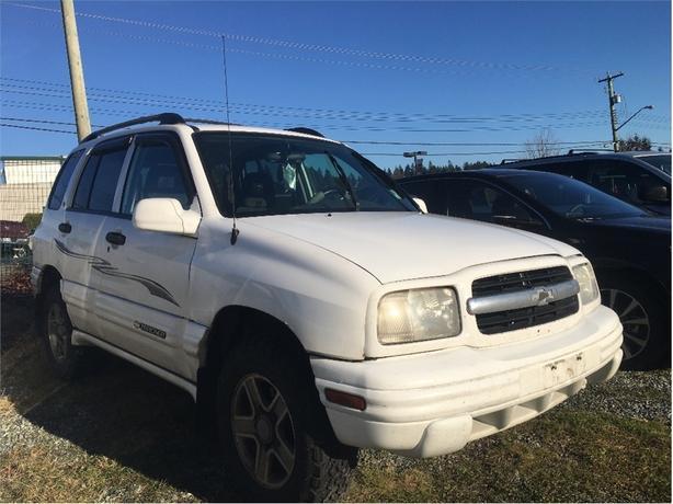 2004 Chevrolet Tracker LT