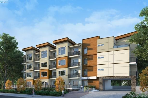 Lowest priced new condominiums in Victoria