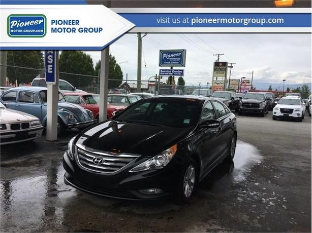 2014 Hyundai Sonata GLS  w Sunroof - Clean CarProof