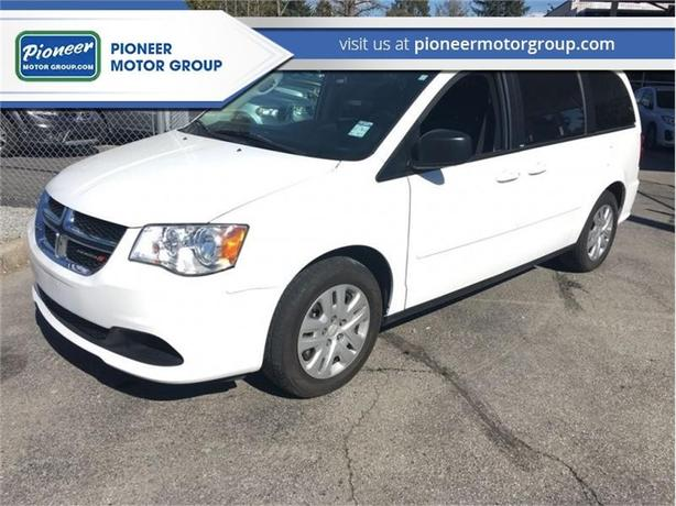 2014 Dodge Grand Caravan SXT  - $104.23 B/W - Low Mileage