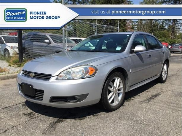 2010 Chevrolet Impala LTZ  - $70.76 B/W - Low Mileage