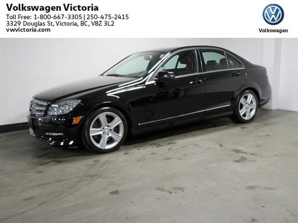2011 Mercedes-Benz C300 4MATIC Sedan Victoria City, Victoria