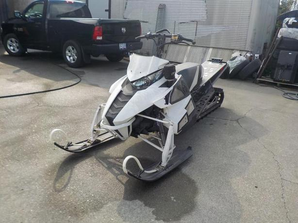 "2013 Arctic Cat M1100 Turbo Sno Pro 162"" Proclimb Snowmobile"