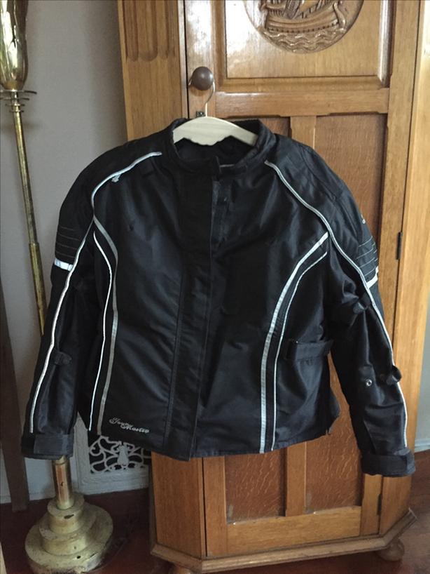 Ladies Tourmaster Motocycle Jacket