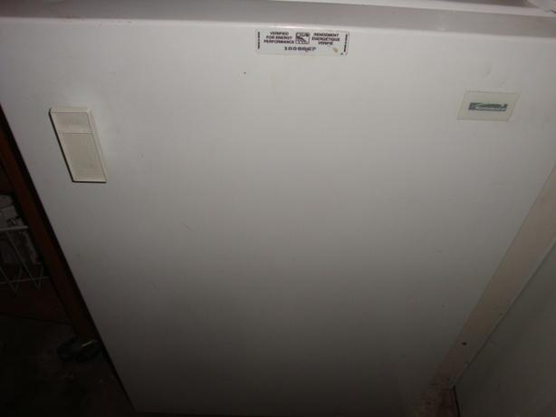 "Kenmore apartment size upright freezer,22"" wide,32 3/4"" height"