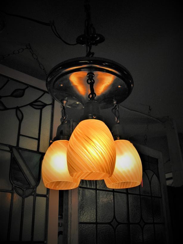 vintage lighting - RETIREMENT SALE