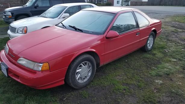 1992 Ford Thunderbird Sport