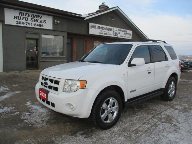 2008 Ford Escape Limited 4x