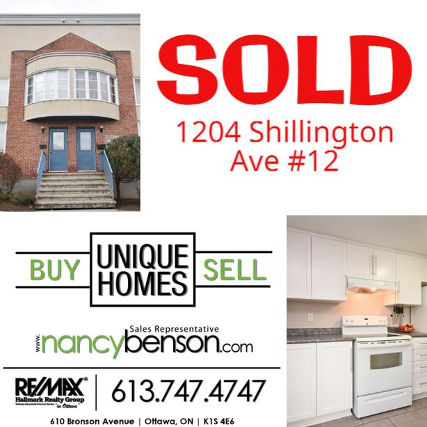 SO SO SOLD!!! 1204 Shillington Ave #12